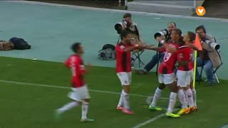 GOLO! SC Olhanense, Dionisi aos 63', SC Olhanense 1-0 FC Arouca