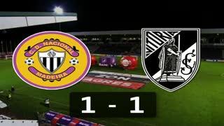 Liga (2ª J): Resumo Nacional 1-1 V. Guimarães