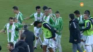 GOLO! Vitória FC, Tony (p.b.) aos 46', Vitória FC 1-0 FC P.Ferreira