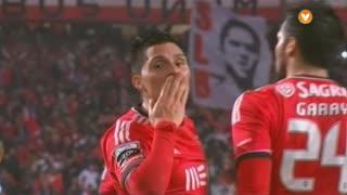 GOLO! SL Benfica, Enzo Pérez aos 76', SL Benfica 2-0 Sporting CP