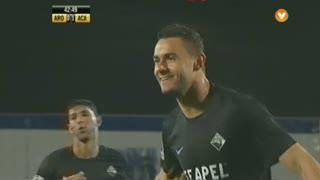 GOLO! A. Académica, Marcos Paulo aos 44', FC Arouca 0-1 A. Académica