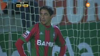 GOLO! Vitória SC, João Diogo (p.b.) aos 59', Marítimo M. 1-1  (p.b.) Vitória SC
