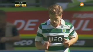 Sporting CP, Jogada, Adrien Silva aos 33'