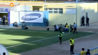 GOLO! Estoril Praia, Carlitos aos 45', Estoril Praia 2-1 CD Nacional