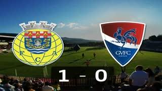 I Liga (29ªJ): Resumo FC Arouca 1-0 Gil Vicente FC