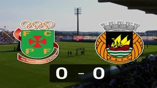 I Liga (14ªJ): Resumo FC P.Ferreira 0-0 Rio Ave FC