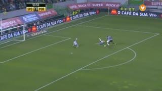 Sporting CP, Jogada, Slimani aos 53'