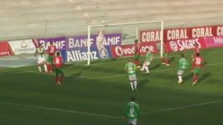Vitória FC, Jogada, Ramón Cardozo aos 71'