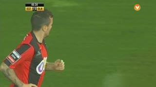 SC Olhanense, Jogada, Paulo Sérgio aos 46'
