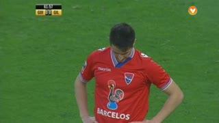 Gil Vicente FC, Jogada, Hugo Vieira aos 62'