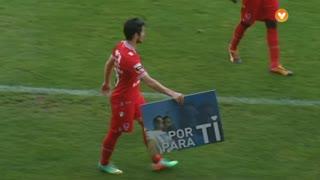 GOLO! Gil Vicente FC, Hugo Vieira aos 65', Gil Vicente FC 1-1 Rio Ave FC