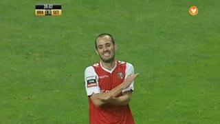 SC Braga, Jogada, Rúben Micael aos 39'