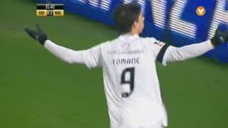 GOLO! Vitória SC, Tomané aos 32', Vitória SC 1-1 CD Nacional