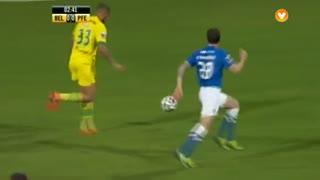 FC P.Ferreira, Jogada, Bebé aos 2'