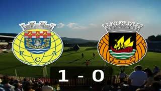 Liga (3ª J): Resumo Arouca 1-0 Rio Ave