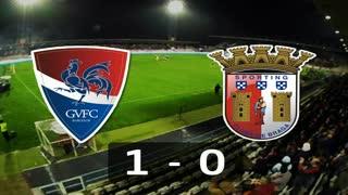 Liga (3ª J): Resumo Gil Vicente 1-0 Sp. Braga