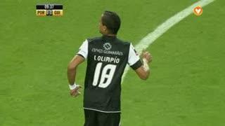 Vitória SC, Jogada, Leonel Olímpio aos 10'