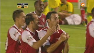 GOLO! SC Braga, Paulo Vinicius aos 25', FC P.Ferreira 0-1 SC Braga