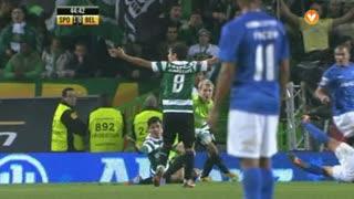 Sporting CP, Jogada, Montero aos 43'
