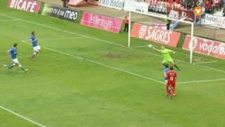 Gil Vicente FC, Jogada, Avto aos 11'