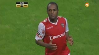 SC Braga, Jogada, Luiz Carlos aos 46'
