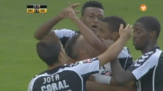 GOLO! CD Nacional, Diego Barcellos aos 21', CD Nacional 1-0 Vitória SC