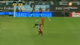 Sporting CP, Jogada, Montero aos 79'
