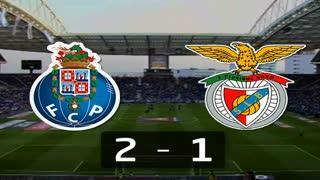I Liga (30ªJ): Resumo FC Porto 2-1 SL Benfica