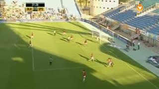 Sporting CP, Jogada, Capel aos 27'