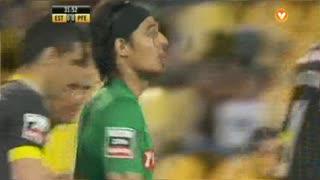 Estoril Praia, Jogada, Tiago Gomes aos 32'