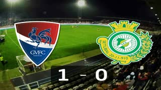 I Liga (21ªJ): Resumo Gil Vicente FC 1-0 Vitória FC