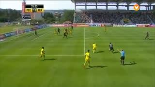 GOLO! A. Académica, Moussa Gueye aos 36', FC P.Ferreira 2-3 A. Académica