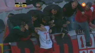 GOLO! SC Braga, Piqueti aos 90', SC Olhanense 0-2 SC Braga