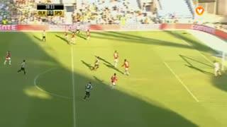 Sporting CP, Jogada, Montero aos 38'