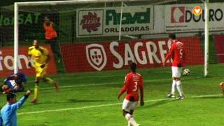 GOLO! FC P.Ferreira, Del Valle aos 95', FC P.Ferreira 3-1 SC Olhanense