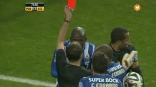 FC Porto, Jogada, Mangala aos 77'