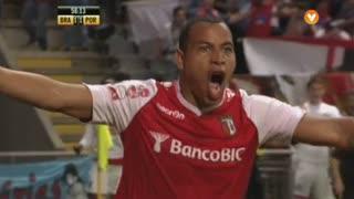 GOLO! SC Braga, Erik Moreno aos 58', SC Braga 1-1 FC Porto