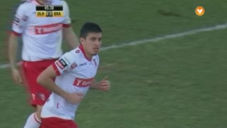 SC Braga, Jogada, Felipe Pardo aos 46'