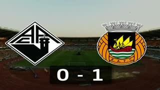 I Liga (7ªJ): Resumo A. Académica 0-1 Rio Ave FC