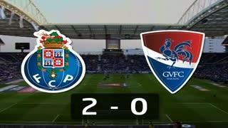 Liga (4ª J): Resumo FC Porto 2-0 Gil Vicente