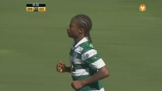 Sporting CP, Jogada, Carlos Mané aos 41'