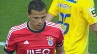 SL Benfica, Jogada, Lima aos 2'