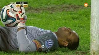 Gil Vicente FC, Jogada, Hugo Vieira aos 46'