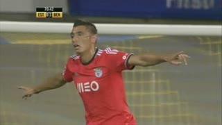 GOLO! SL Benfica, Cardozo aos 71', Estoril Praia 0-2 SL Benfica