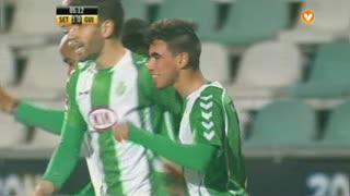 GOLO! Vitória FC, Ricardo Horta aos 6', Vitória FC 1-0 Vitória SC