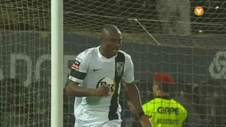 GOLO! Vitória SC, Maazou aos 45', Vitória SC 1-2 FC Porto