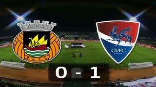 Liga (8ª J): Resumo Rio Ave 0-1 Gil Vicente