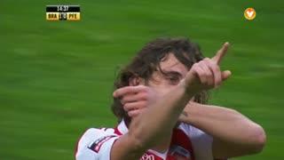 GOLO! SC Braga, Nuno André Coelho aos 14', SC Braga 1-0 FC P.Ferreira