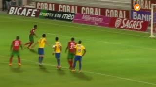 GOLO! Marítimo M., Héldon aos 22', Marítimo M. 1-1 Estoril Praia