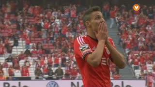 SL Benfica, Jogada, Rodrigo aos 9'